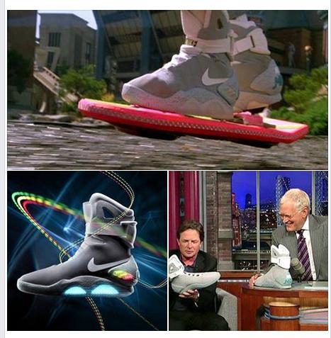 הנעליים של מרטי מקפליי